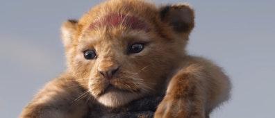Primer avance del live-action de The Lion King