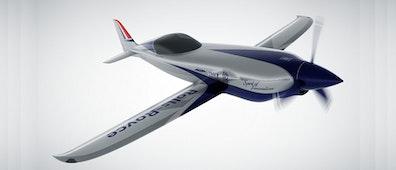 E-Fan X Hybrid: El potente avión eléctrico