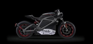 LiveWire: La motocicleta eléctrica de Harley-Davidson