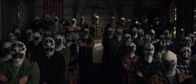 Primer teaser tráiler de la serie Watchmen