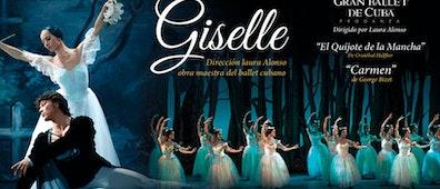 Giselle, el Gran Ballet de Cuba