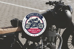 Monkey Butt Bikers Café