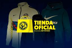 Tienda Oficial Club América
