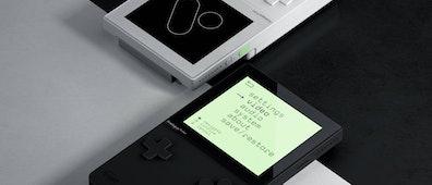 Revive una era con Analogue Pocket Game Boy