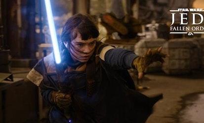 "Sé un Jedi en ""Star Wars Jedi Fallen Order"""