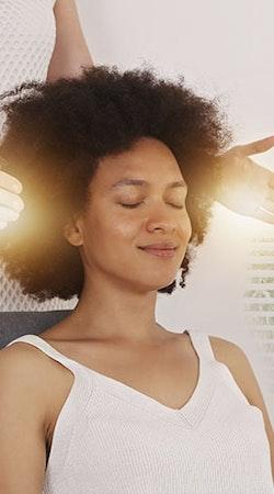 Terapia relajante y alineación de chakras