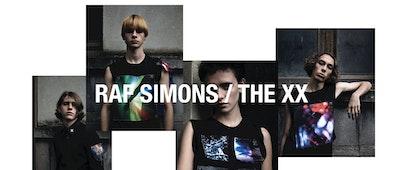 The xx celebra su 10° aniversario con Raf Simons