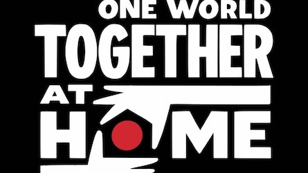 """""""One World: Together at Home"""""""
