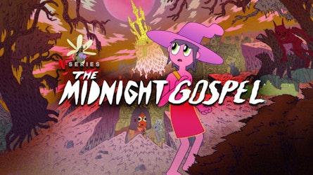 Por qué ver The Midnight Gospel
