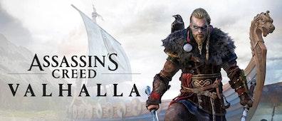 "Embárcate en una Saga Vikinga Legendaria en a ""Assassin's Creed Valhalla"""