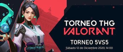 """Llega el esperado """"Torneo THG Valorant"""""""