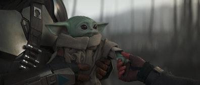 Grogu o Baby Yoda, el personaje que elevó a Disney+