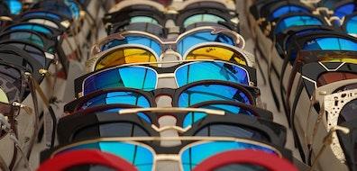 Elige los lentes de sol perfectos