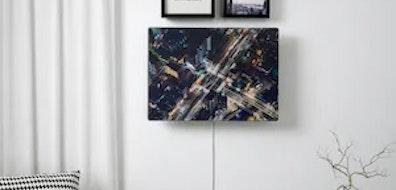 IKEA y Sonos lanzan el altavoz Symfonisk Picture Frame