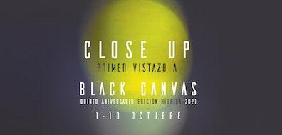 5 Festival Black Canvas: Primer adelanto