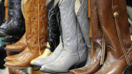 Las botas del otoño: cowboy boots