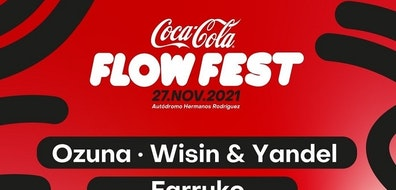 Coca-Cola Flow Fest regresa en noviembre, más fuerte que nunca