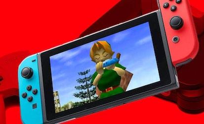 Nintendo 64 llega a la Switch