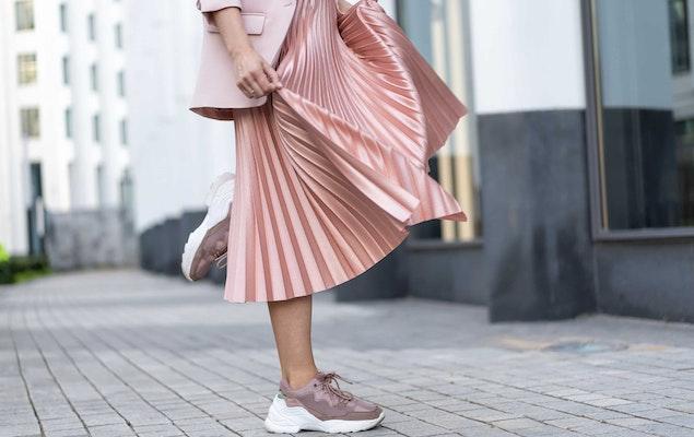 Del glamour a la comodidad entre Adidas y Prada