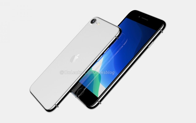 El celular más económico de Apple: iPhone SE 2
