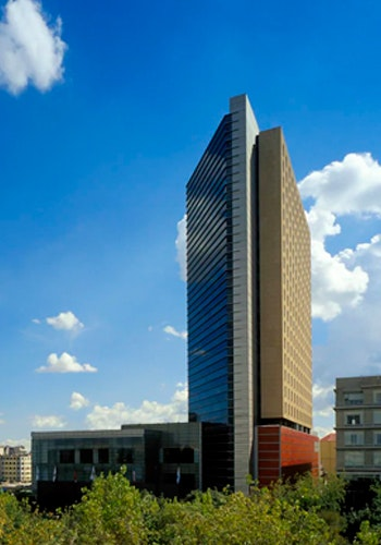 Hilton México City Reforma