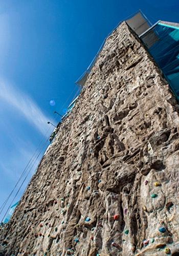 The Muro el reto